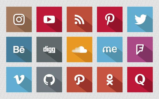 Free-Flat-Long-Shadow-Social-Media--Icons-2017