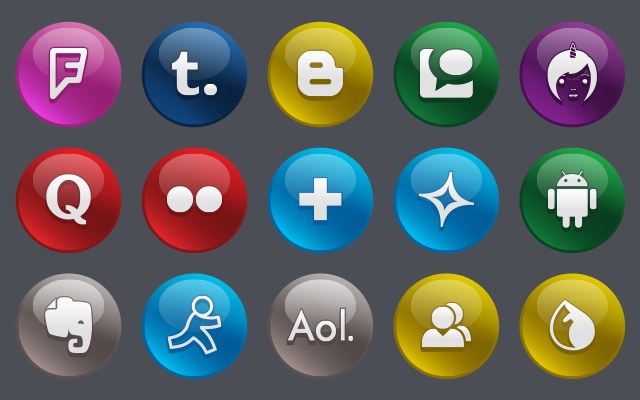 150-Free-High-Quality-Colourful-Glossy-Social-Media-Icons