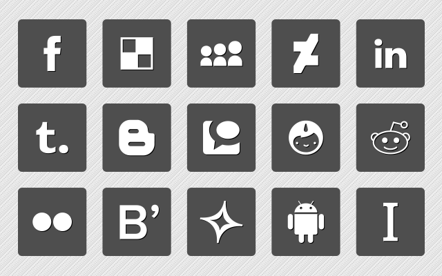 Social Media Icons | World's Largest Collection of Social Media Icons