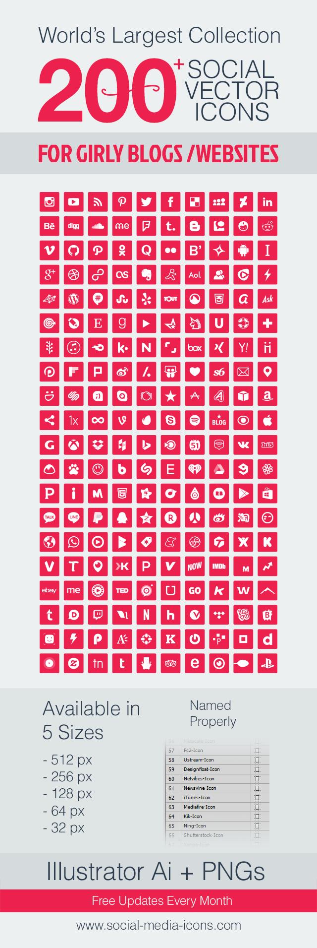 200+Premium-vector-social-media-icons-2015
